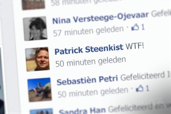 Patrick Steenkist over de transfer van Imke van der Aar: 'What the fuck!' - Facebook