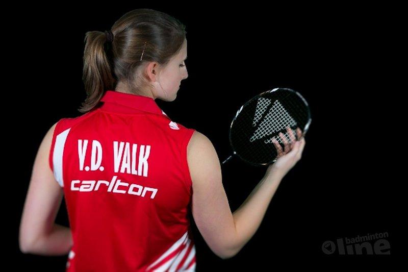 Kirsten van der Valk vertelt over haar Master-titel in Almere - René Lagerwaard
