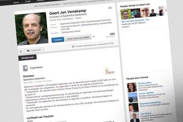 Badminton Nederland laat functie bondsdirecteur vervallen