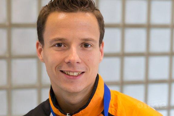 Jorrit de Ruiter enthousiast over racketdriedaagse - René Lagerwaard