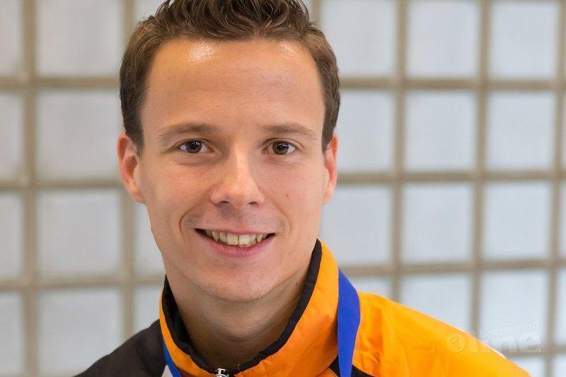 Jorrit de Ruiter bereidt zich voor op WK in Jakarta - René Lagerwaard