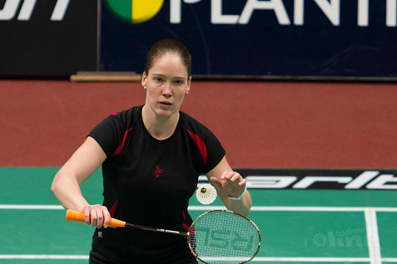 Maartje Verheul heeft besloten om per 28 juni 2014 af te treden als bestuurslid van Badminton Nederland