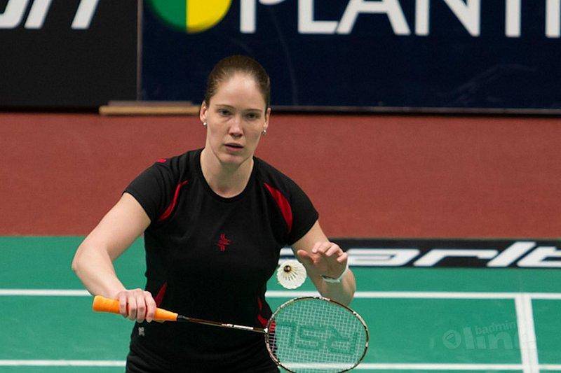 Maartje Verheul moet stoppen met badminton - René Lagerwaard