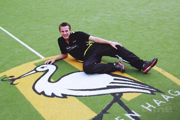 Mark Caljouw blijft nog een jaar bij DKC - Nicoline Heekelaar
