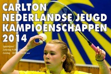 Carlton NJK Jeugdtop strijdt om nationale titels in Tilburg