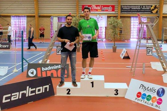 Erik Meijs prolongeert titel in Den Haag - René Lagerwaard