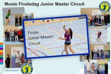 Mooie Finaledag Junior Master Circuit