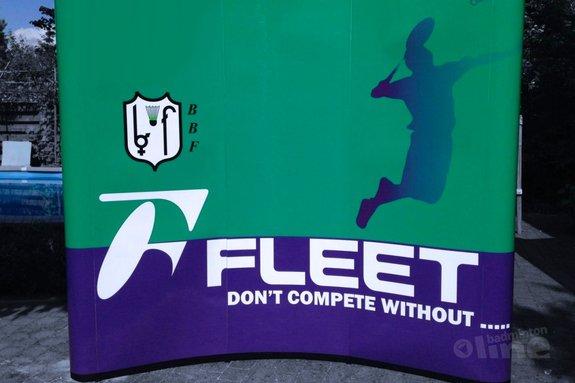Bossche Badminton Federatie en Fleet gaan samenwerken - BBF