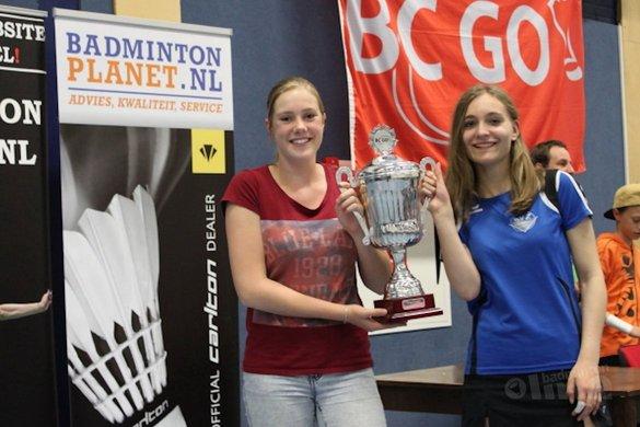 Drukbezet GO!-jeugdtoernooi in Groningen - BC GO!