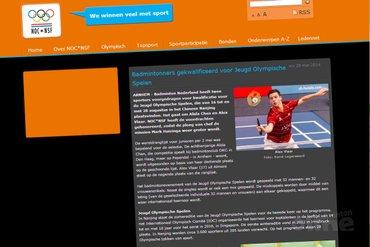 Badmintonners gekwalificeerd voor Jeugd Olympische Spelen