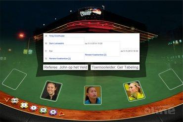 Toeval? Of gewoon een vies spelletje van Badminton Nederland...