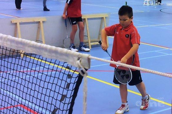 Junior Master in Spijkenisse als eendagstoernooi - BCRS