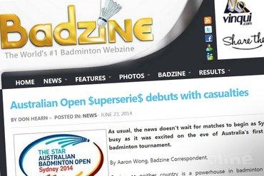 Australian Open $uperserie$ debuts with casualties