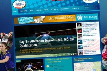 Nederlandse inbreng in 2014 Australian Open Superseries
