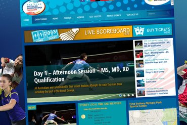 Nederlandse inbreng in 2014 Australian Open Superseries