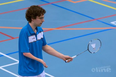 Verslag internationaal para-badmintontoernooi in Loughborough-Engeland