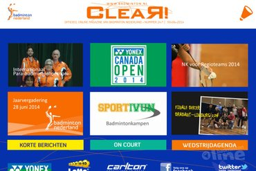CLEAR! 247 is uit