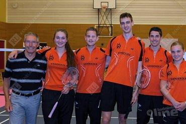 Terugkeer voor Rob Ridder in bestuur Badminton Nederland?