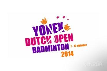 Jeugdclinics tijdens Yonex Dutch Open, meld je nu aan!
