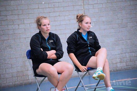 Badmintonteam Radboud Universiteit wint bronzen medaille op EUSA Games 2014 Rotterdam - Judith Campman