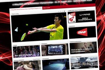 Nederlanders naar Denemarken voor WK Badminton