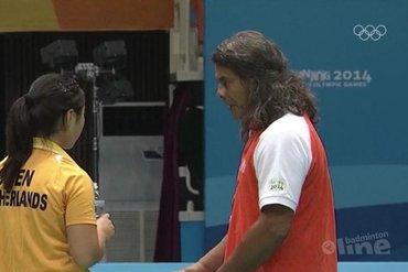 Alida Chen blikt terug op haar Youth Olympic Games