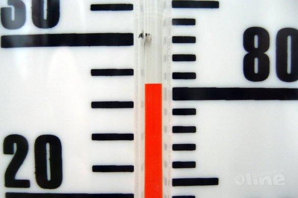 Betere temperaturen bij de Li-Ning BWF World Badminton Championships - sxc.hu