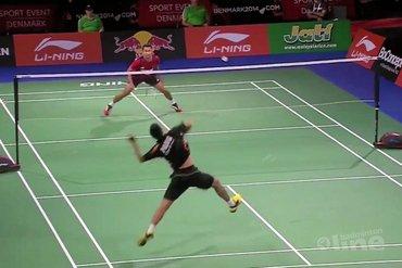 NOC*NSF: 'Nu wordt badmintonner Eric Pang zesde op een WK'