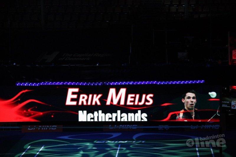 Erik Meijs is zich bijzonder bewust van 'de critici' - Erik Meijs