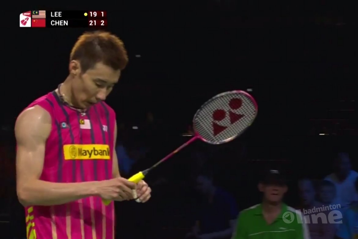Why the world needs Lee Chong Wei