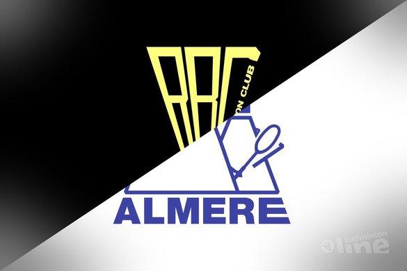 Met welke shuttles spelen de eredivisieteams van Almere en Roosterse? - badmintonline