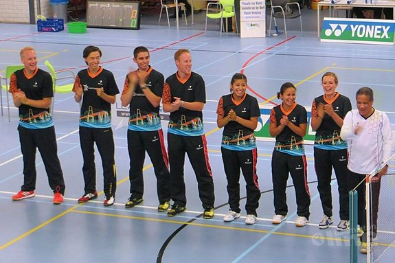 Slotermeer wint met 5-3 van Barendrecht - BV Slotermeer