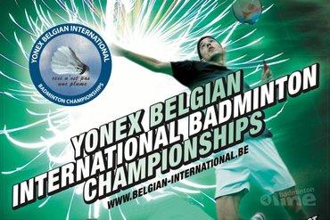Vier halve finales Nederland bij Yonex Belgian International