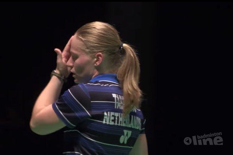Deze afbeelding hoort bij 'Goede seizoensstart voor Iris Tabeling' en is gemaakt door Badminton Europe
