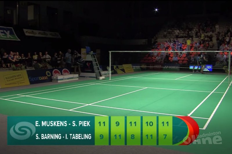 Twee redenen waarom ik niet naar de Dutch Open ga - Badminton Europe