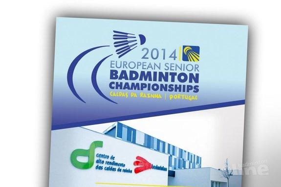Rob en Marjan Ridder winnen GOUD op EK Seniors - Badminton Europe