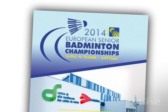 Start EVK 2014 zondag 21 september in Portugal - Badminton Europe
