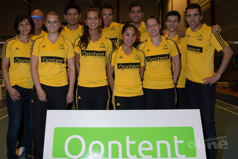Mooie uitzege Almere in Amstelveen - BV Almere / Philip Pietersz