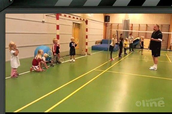 Badminton vanaf vier jaar? - Ron Daniëls