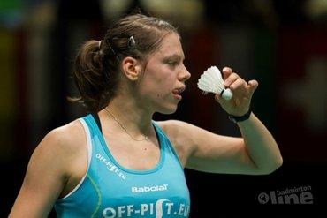 Oud-winnares Kristina Gavnholt niet van de partij bij Yonex Dutch Open