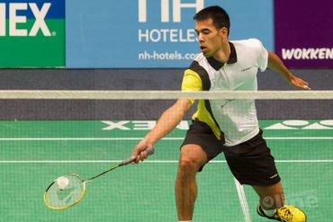 De Amersfoortse boys: 'Buiten badminton heeft Eric [Pang] dus niet zoveel'