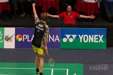Ruud Bosch dubbelt tijdens Vietnam International Challenge