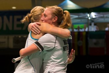 Voortgang Topbadminton Nederland in 2015
