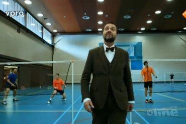 De Hokjesman: badmintonners in beeld