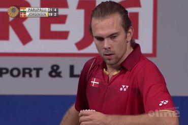 Hollandse pannenkoeken bij de Yonex Denmark Open