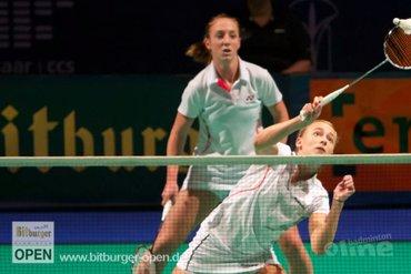 Nederlandse deelname Bitburger Badminton Open 2014