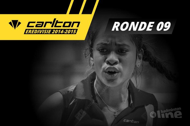 Carlton Eredivisie 2014-2015 - speelronde 9 - René Lagerwaard
