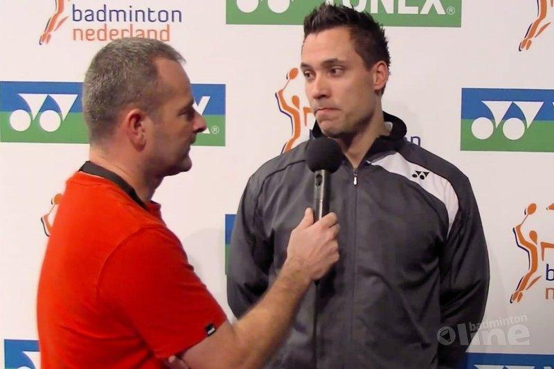 Cornflakes met water: het verhaal van Mark Phelan - Badminton Europe