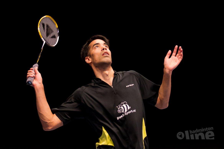 Eric Pang strandt in halve finale Austrian Open