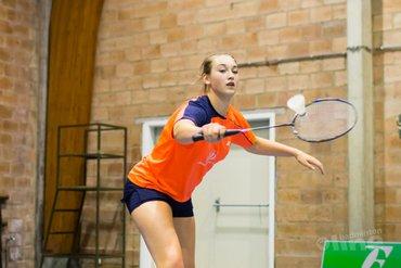 Badmintonster Van der Aar in voorselectie WJK